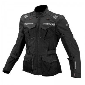 JK-150 PROTECT MESH ADVENTURE JACKET #BLACK