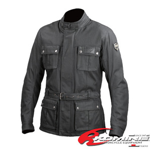 JK-594 PROTECT WP WAXED COTTON JACKET
