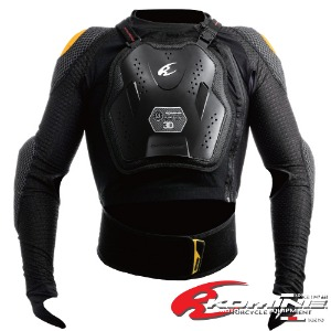 SK-823 CE LEVEL2 SAFETY JACKET CE레벨2 이너 상체보호대